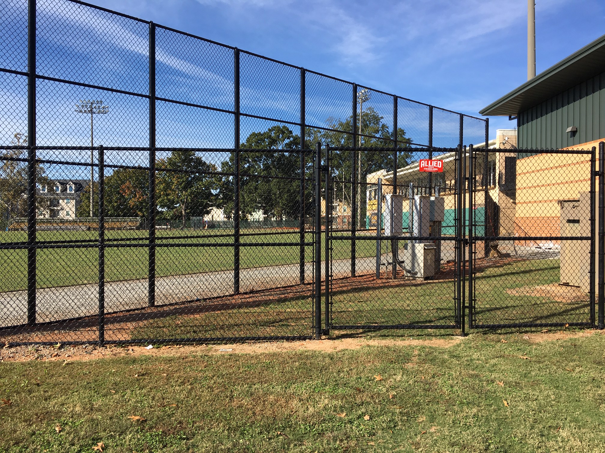 Chain Link Fences - Allied Fence