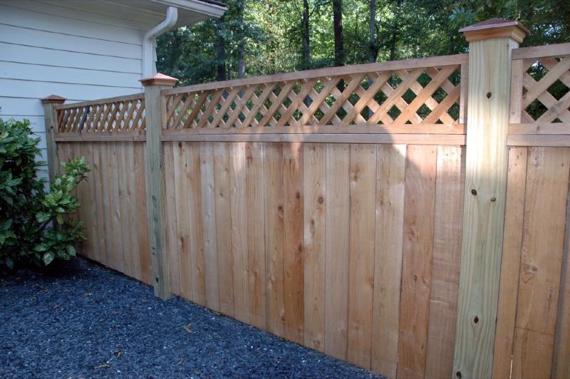 Camden Signature Cedar Fencing