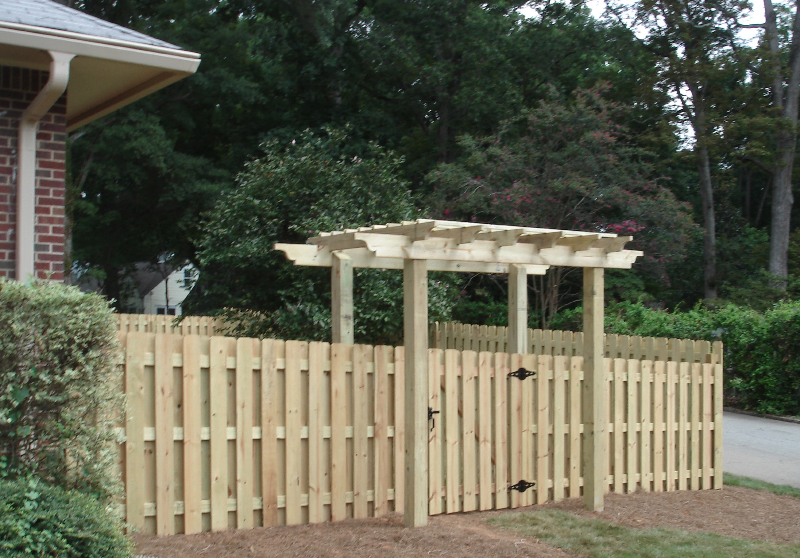 Arbors And Trellises Allied Fence