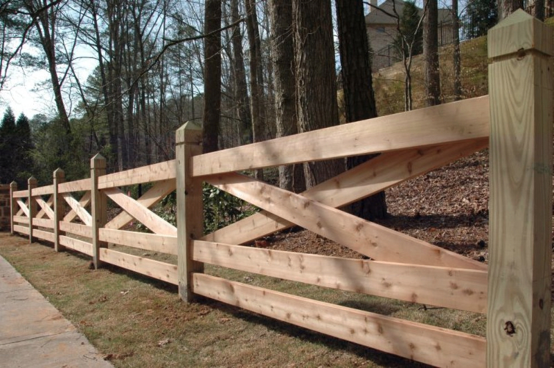 Terry Lee 39 S Specialties Cedar Fencing Why Its Used So