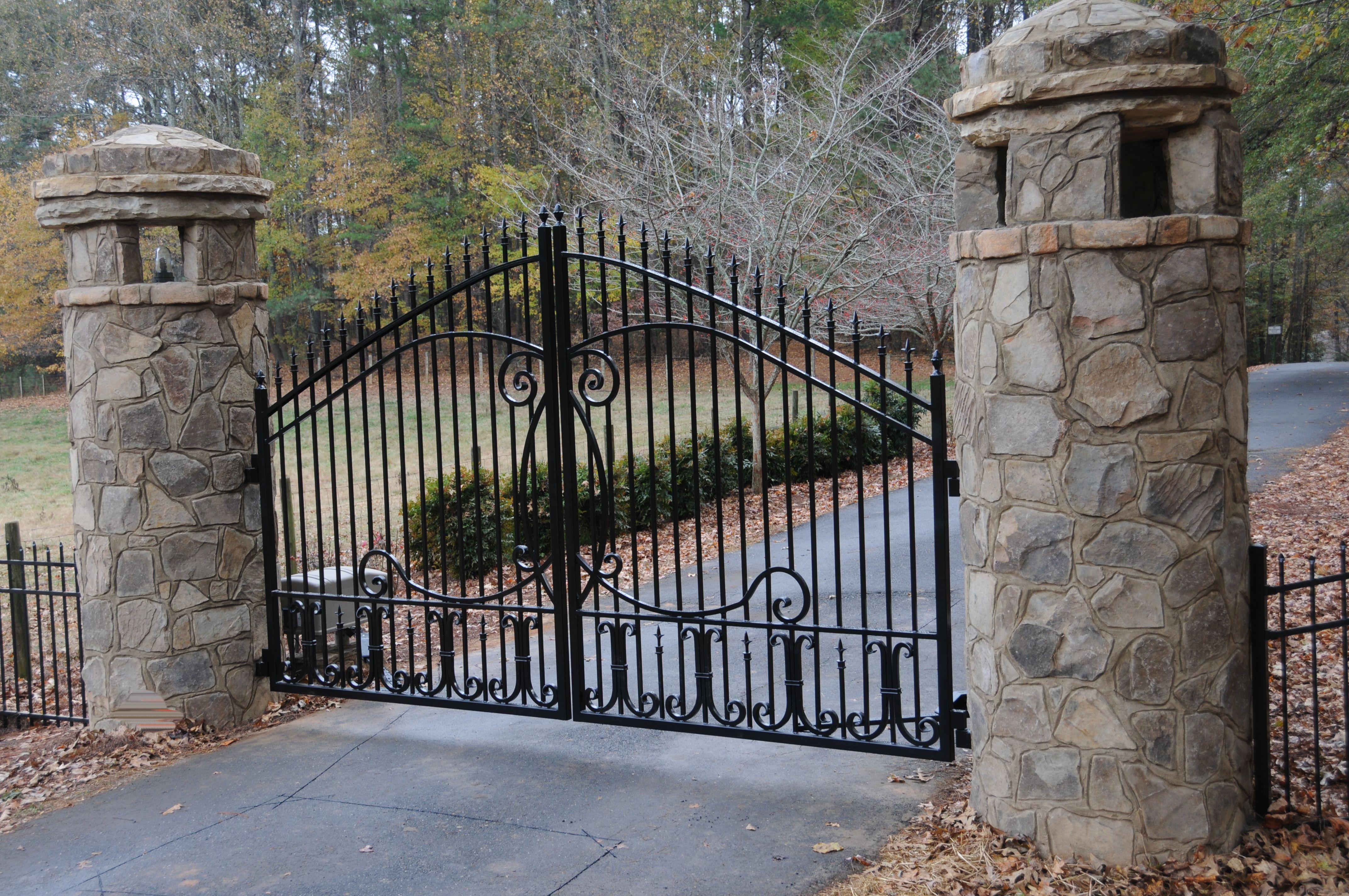 Electronic Gates Allied Fence