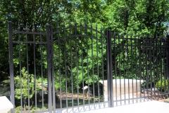 Arched Walk Gate