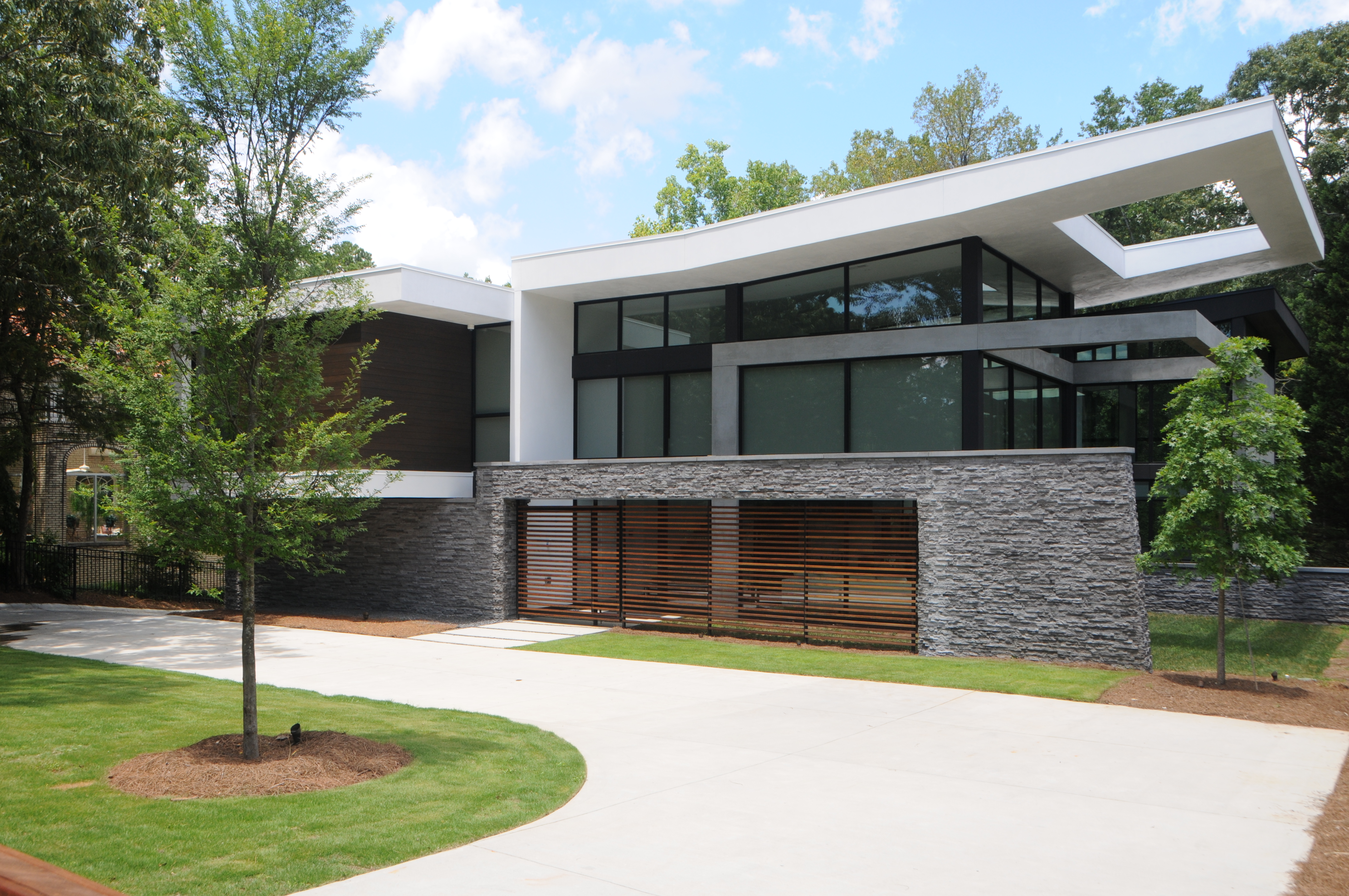 West Paces Ferry Residence