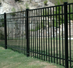 Allience Aluminum Fence - Eve