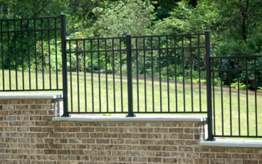 Allience Aluminum Fencing - Eve