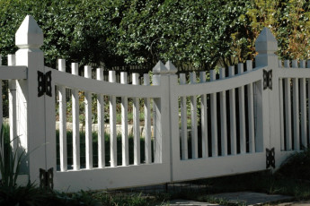 Taos Custom Cedar Gate