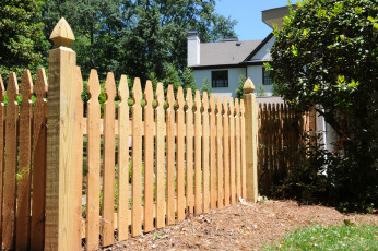 Virginia Picket Fence