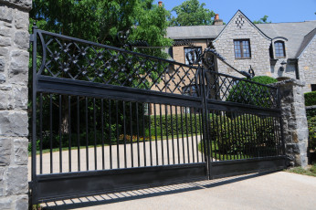 Custom Ornamental Gates