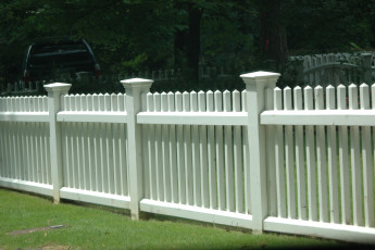 White Nantucket Picket