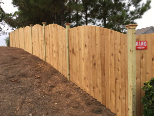 Standard Wooden Fences